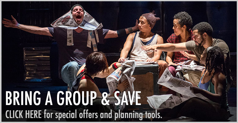 Bring a Group & Save. Click here for special offers and planning tools.