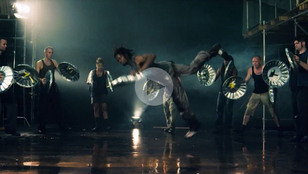 Exclusive: Stomp TV Commercial. Click Here to Watch.
